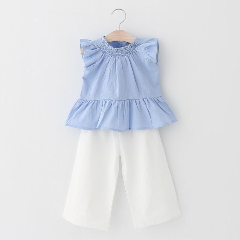 Bộ quần áo cho bé gái Thương hiệu Bear Leader