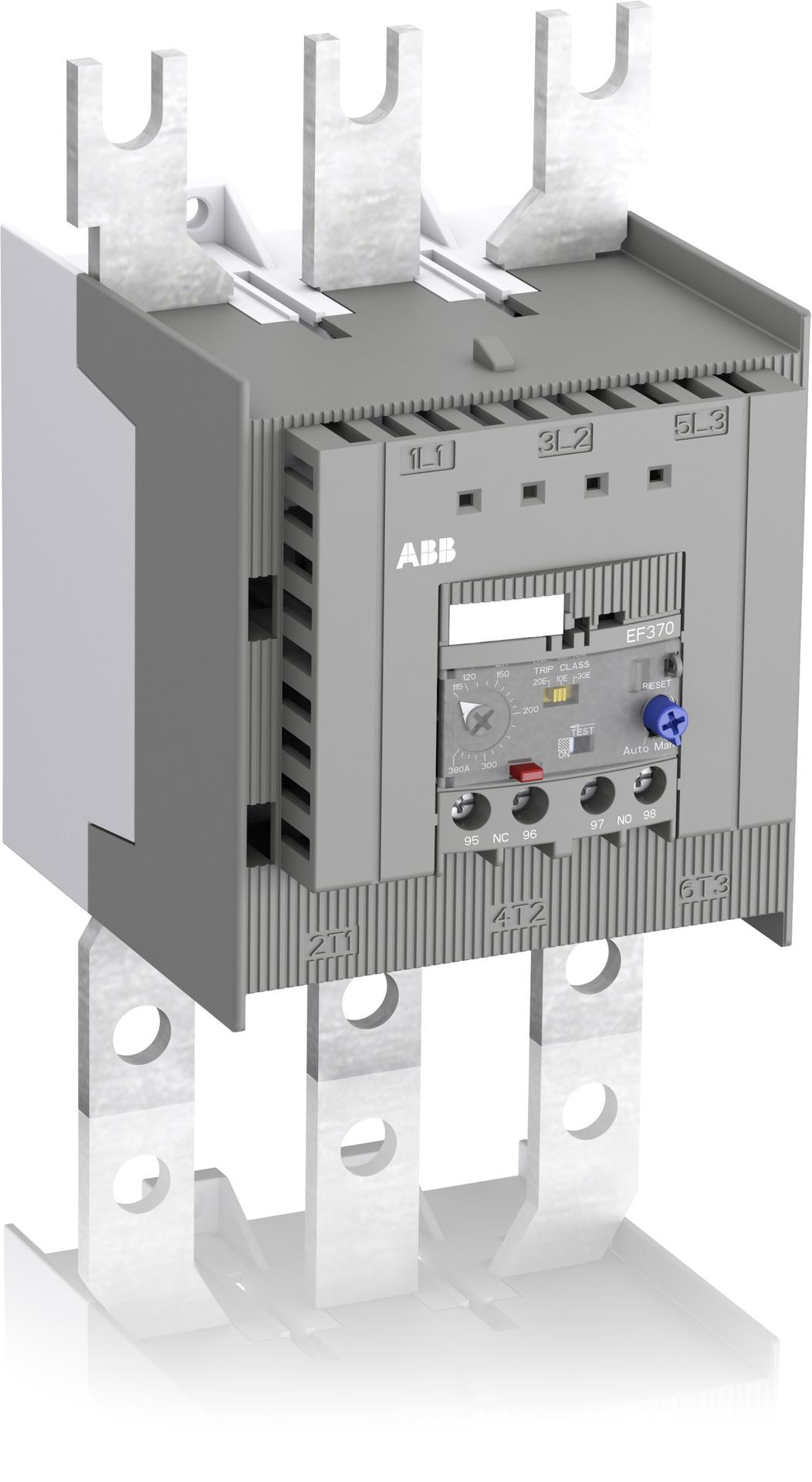 Rơ le nhiệt ABB 1SAX611001R1101 Loại EF370-380