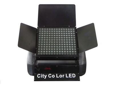Đèn LED Wall Washer Nhà sản xuất 180 quả 3 thành phố hợp ánh sáng của đèn LED rửa bức tường