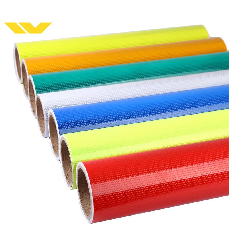 TONGXING Nguyên liệu sản xuất khác Các nhà sản xuất sản xuất băng dính vật liệu quảng cáo phản chiếu