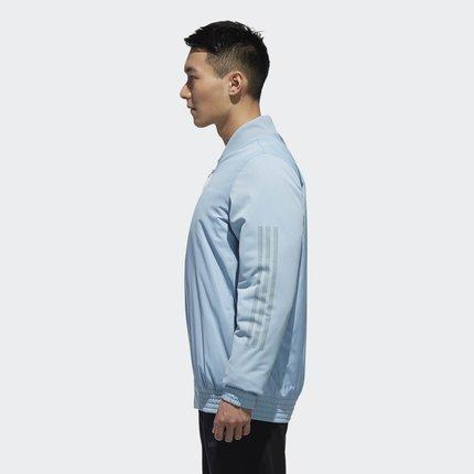 Adidas Phái nam  Áo khoác nam chính hãng Adidas neo M UT BOMBER áo khoác nam DW7878