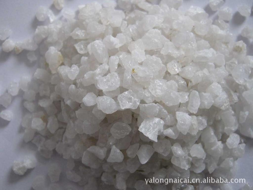 CKhoáng sản phi kim loại ung cấp cát thạch anh, cát thạch anh cho thủy tinh, cát thạch anh khác nhau