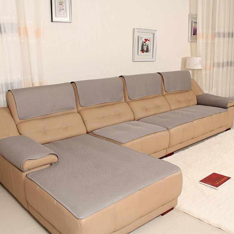 Đệm Lót Màu da chống trượt dành cho ghế sofa