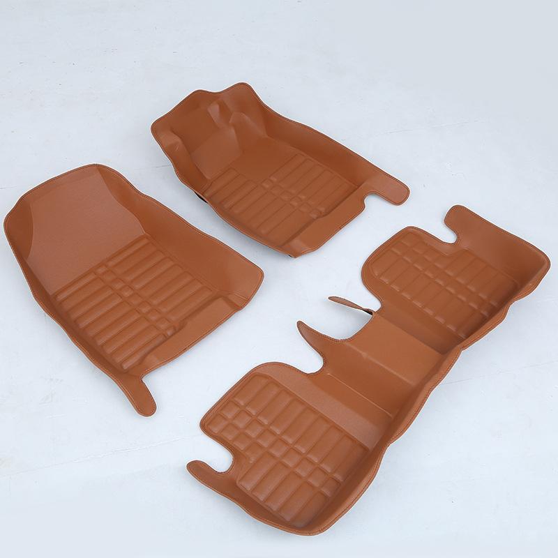 Thảm Khung Lót toàn diện cho xe hơi , Thiết kế sang Trọng .