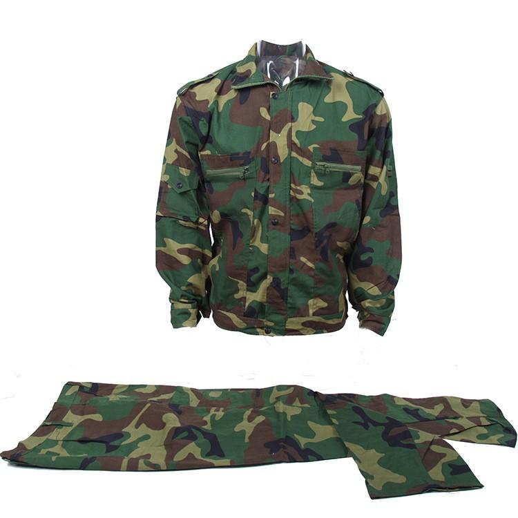 Bộ Đồ kiểu Lính dùng trong Huấn luyện quân sự , dành cho nam