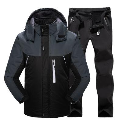Quần áo leo núi Thể Thao ngoài trời dành cho nam .