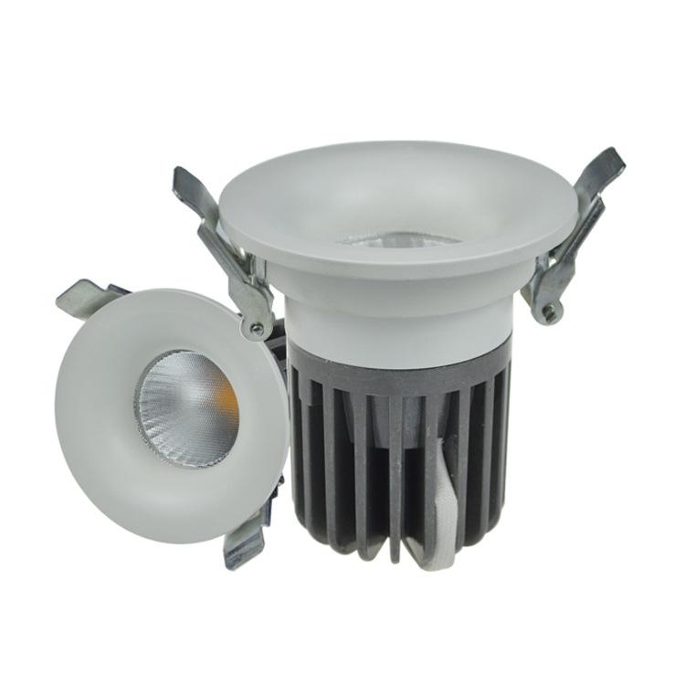 Đèn trần bộ Những chiếc đèn lồng Cob ngày LED LED bệnh đậu mùa để cung cấp 7W bệnh đậu mùa đèn Suite