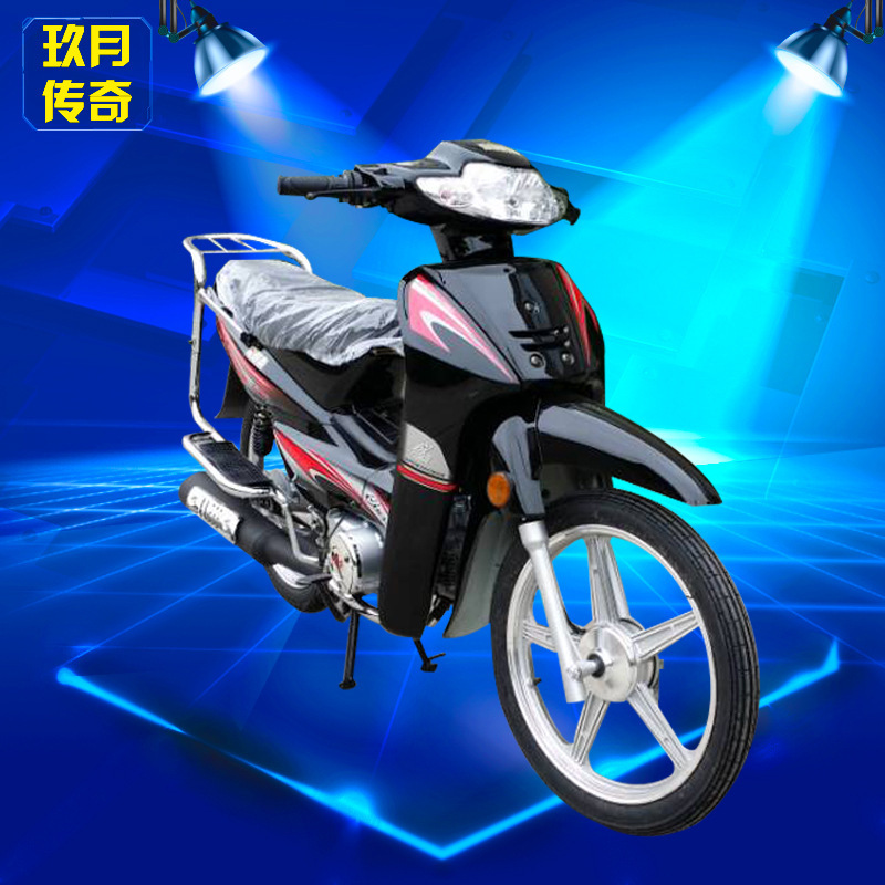 Xe Máy mô tô kiểu hộp số , Nhãn hiệu :  LBC