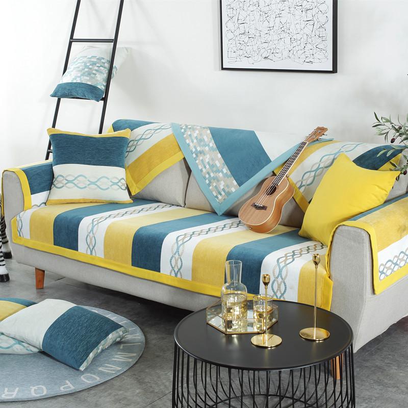 Đệm Vải Lót Trang Trí dành cho ghế sofa  .