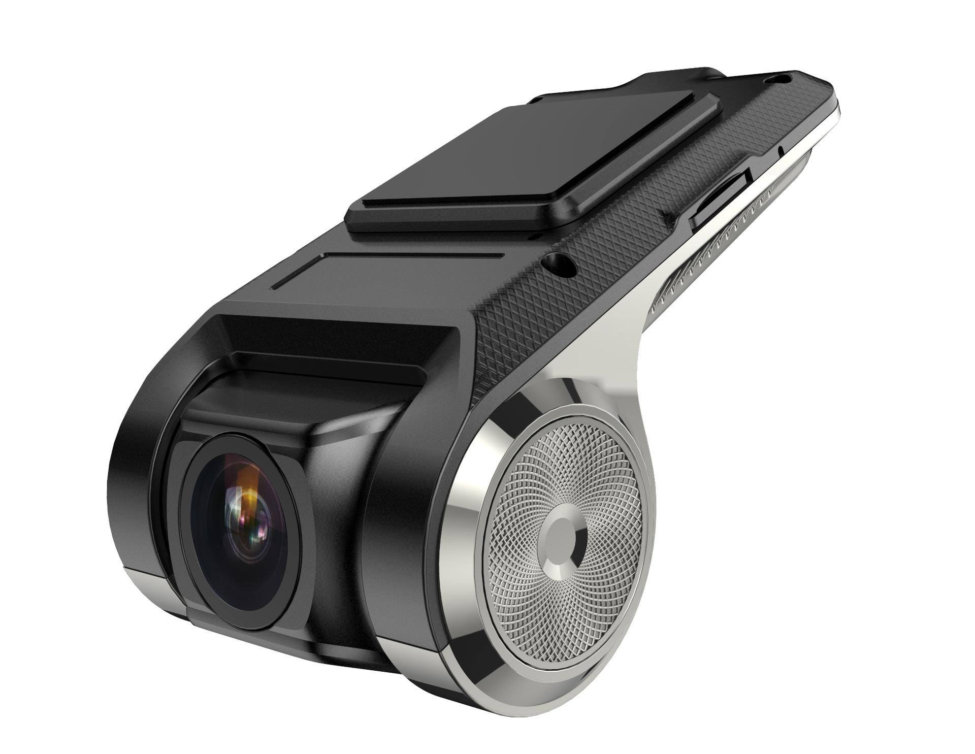 Anytek Chó rôbôt X28 Máy ghi âm ẩn USB điện tử cảnh báo chó adas hệ thống phụ trợ điện thoại di động