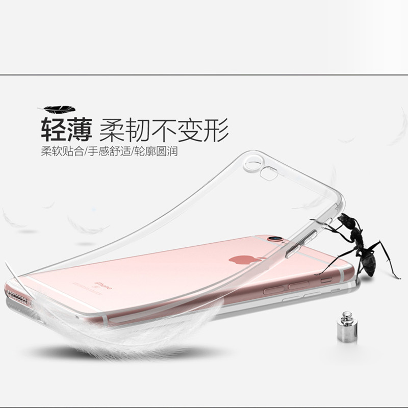 ZHONGXING Cửa hàng phụ kiện chất lượng cao Vỏ điện thoại di động siêu mỏng iPhonex Apple Xs phụ kiện