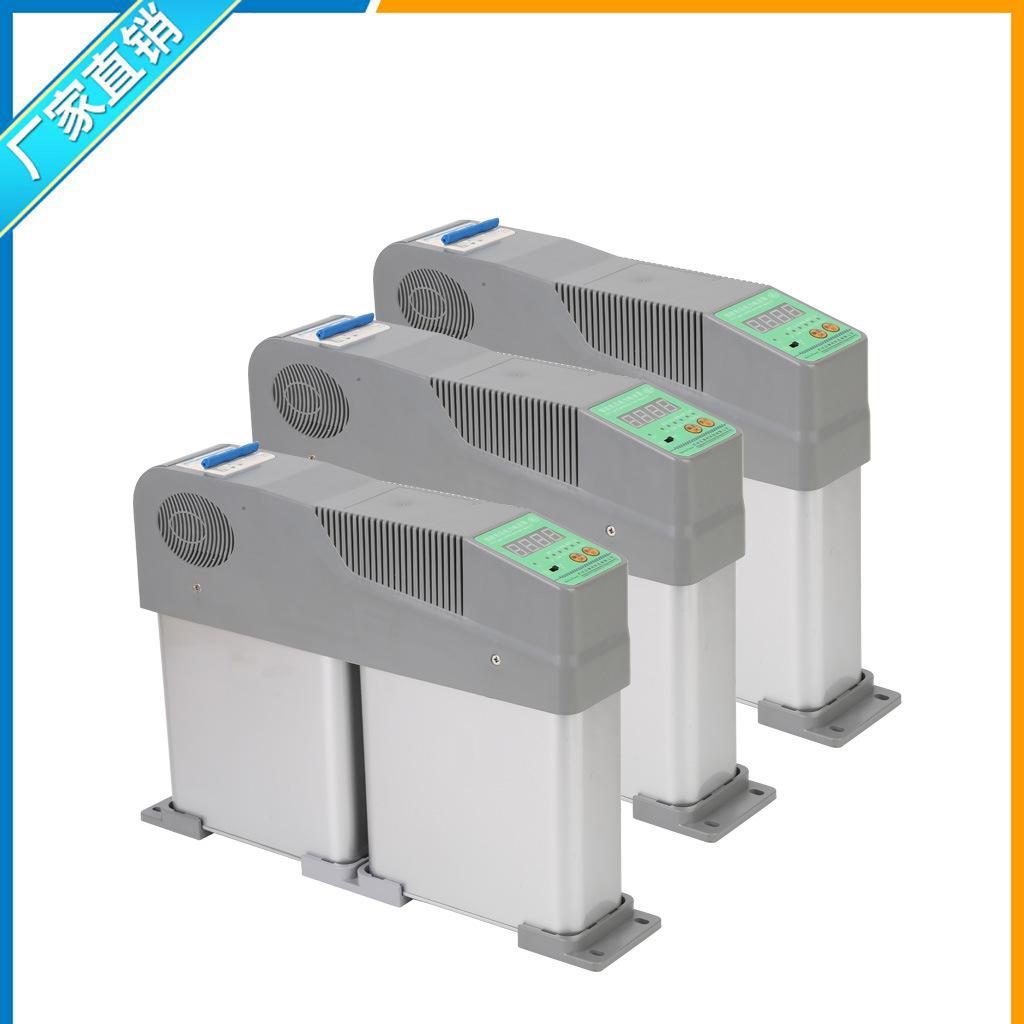 Thiết bị bù công suất phản kháng 250-20 có thể tự động bật và tắt