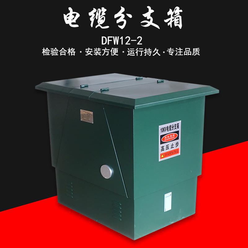 Fukai Hộp phân phối cáp 10kv Hộp nhánh cáp châu Âu DFW-12 bằng thép không gỉ thành một hộp phân phối