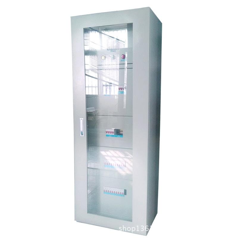 XINHUILI tủ điện [Huili Electric] Thiết bị điện hoàn chỉnh điện áp thấp Tủ phân phối điện UPS Tủ đầu