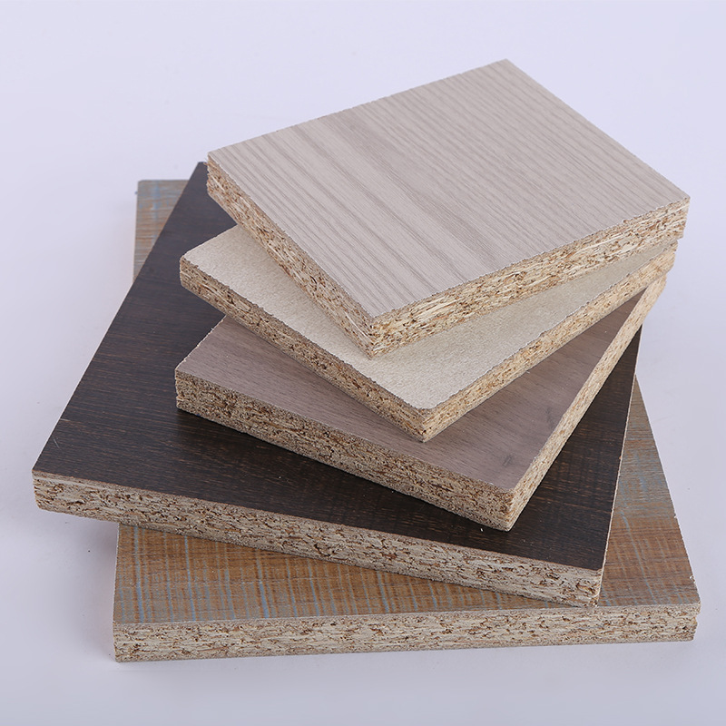 JINYU Ván trang trí Linyi nhà sản xuất chi phí thấp bán buôn ván dăm ván 18mm ván gỗ không sơn bảng