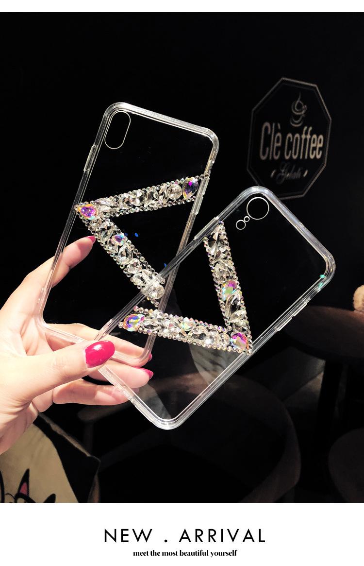 iphone   Thị trường phụ kiện di động  Sáng tạo áp dụng xsmax iphone8 Apple 7plus vỏ mềm silica gel đ