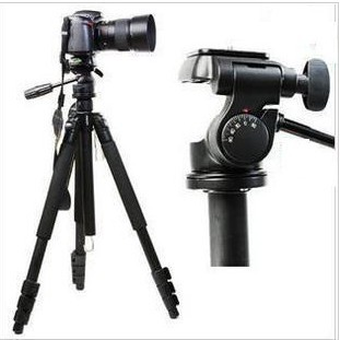 WEIFENG Chân giá đỡ máy ảnh Canon DSLR ba chiều