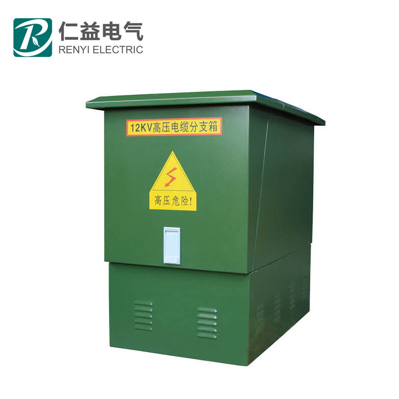 RENYI Hộp phân phối cáp Nhà máy trực tiếp hộp nhánh cáp điện cao thế DFW10-12 / 630A hộp phân phối c