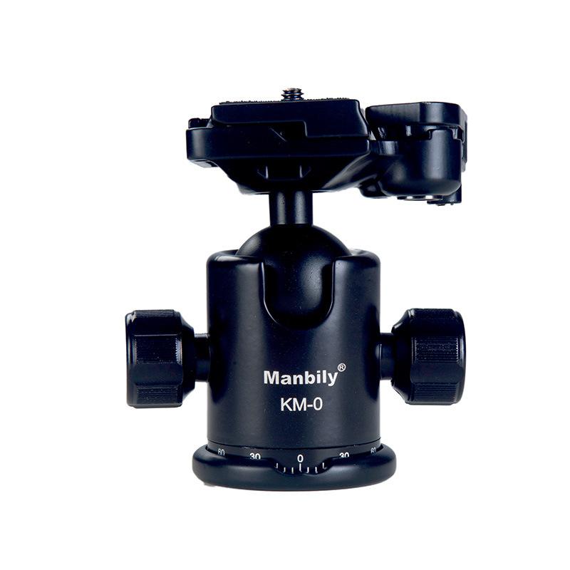 Chân giá đỡ Máy ảnh Manbily KM-0 Máy ảnh DSLR PTZ