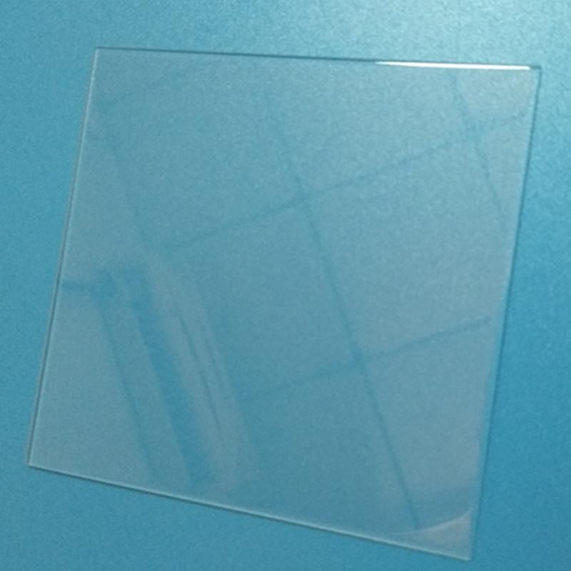 Chuyên Sản xuất kính lụa thủy tinh vuông vuông tùy chỉnh kính cường lực DV