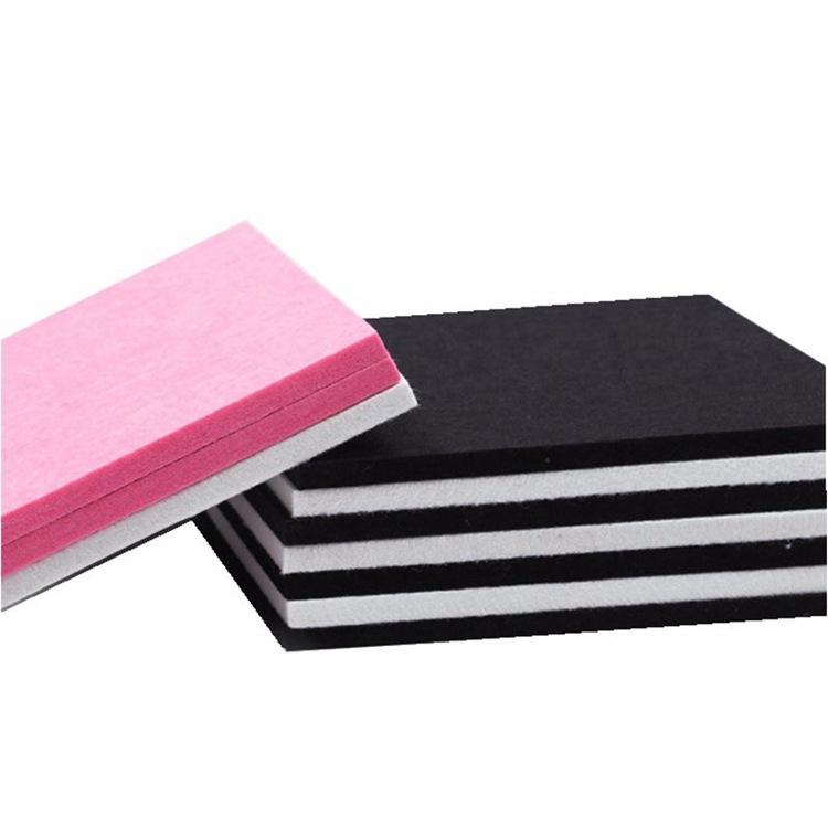 ZHUOYUE Ván trang trí Bảng điều khiển hấp thụ sợi polyester Vật liệu cách âm Trường mẫu giáo nghệ th