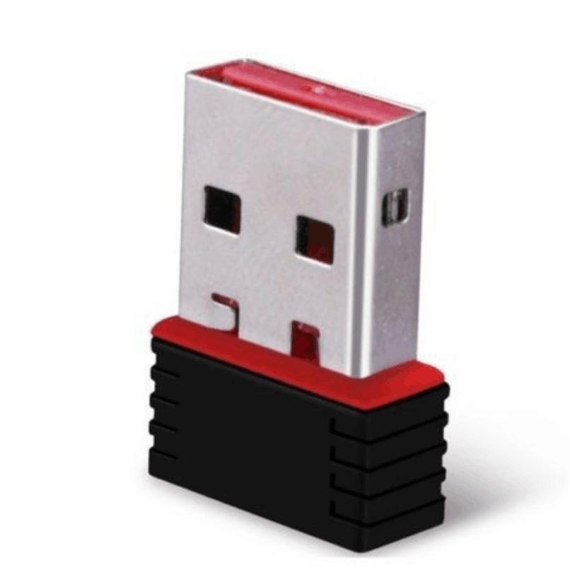 Bộ chuyển đổi USB WiFi Thẻ mạng không dây nhỏ 7601