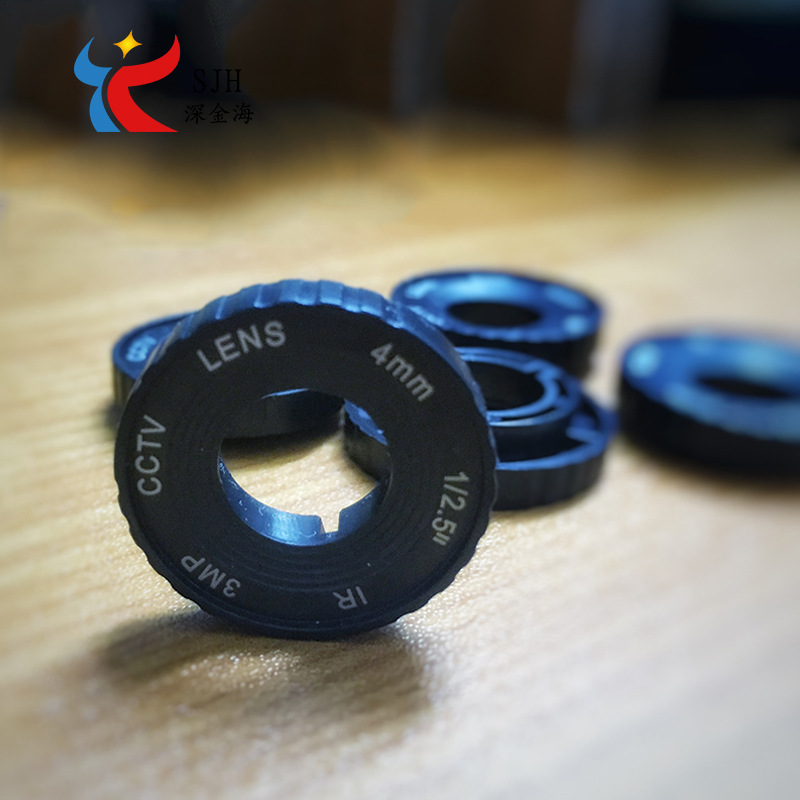 SJH Phụ kiện giám sát an ninh Ống kính nhỏ đến vòng trang trí ống kính lớn 2,8-16mm Vòng ống kính nh