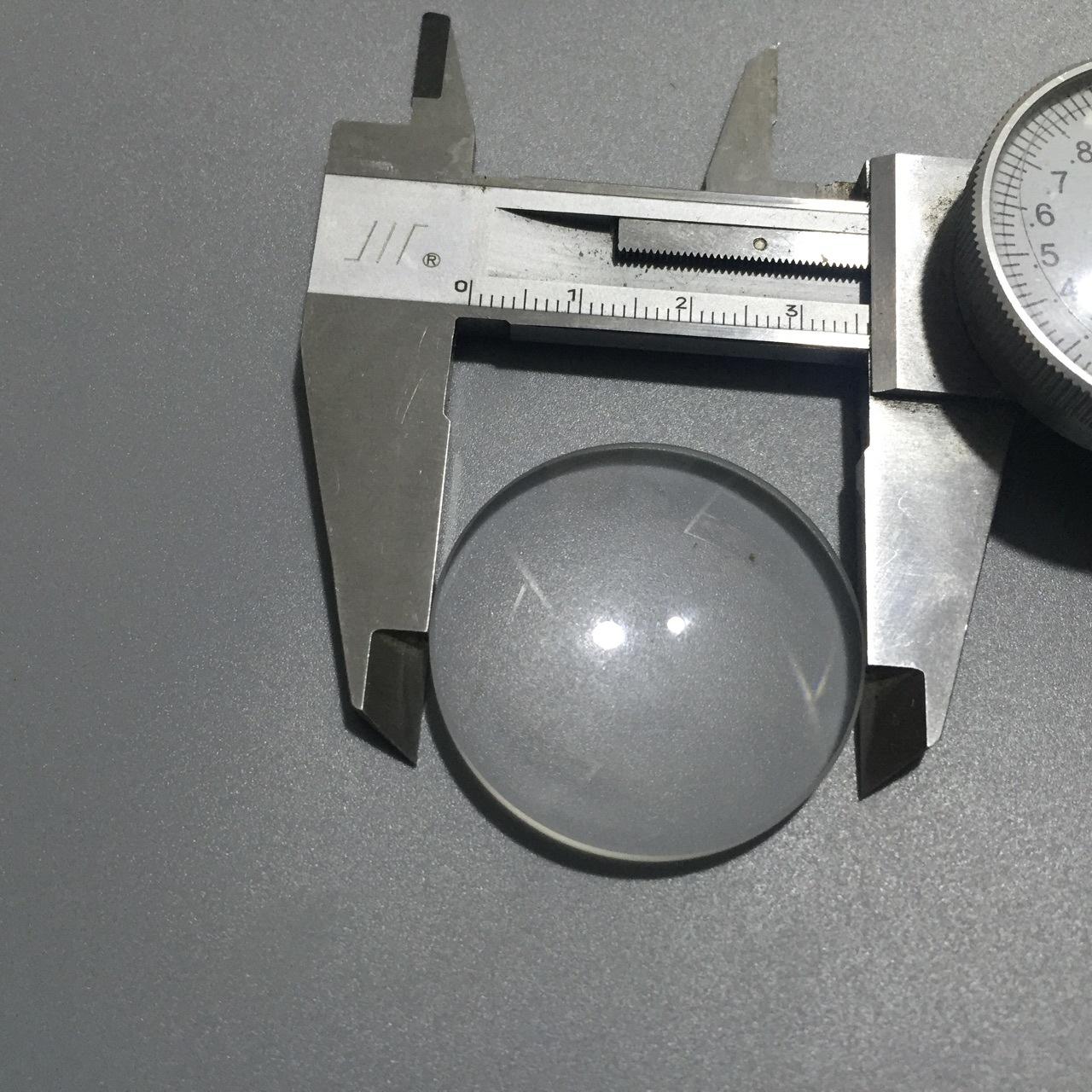 Jingliang Đèn LED thấu kính nhà sản xuất quang điện cung cấp kính vr kính 42mm xử lý ống kính led đè