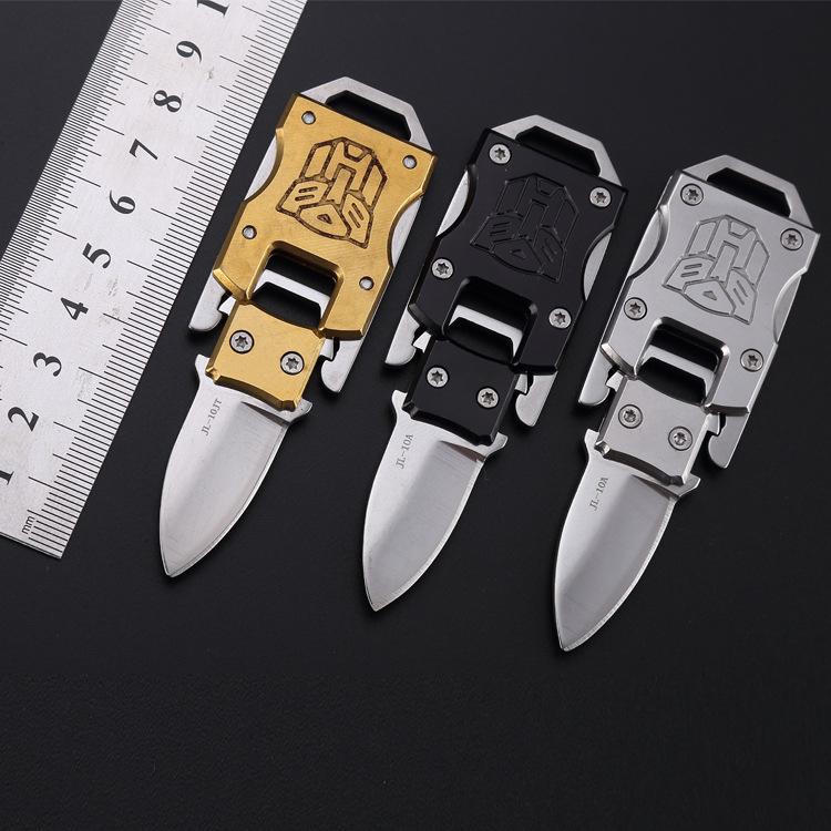 Công cụ dao kiểu Transformers mini gấp dao di động