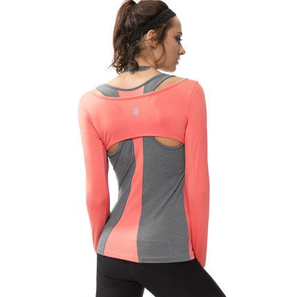 Thị trường bảo hộ lao động  Hosa Hosa Yoga Trang phục Vòng cổ Slim Fitness Mặc Sexy Backless Khâu Yo