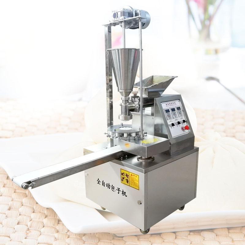 Thiết bị máy chuyên làm bánh bao cho các nhà hàng .
