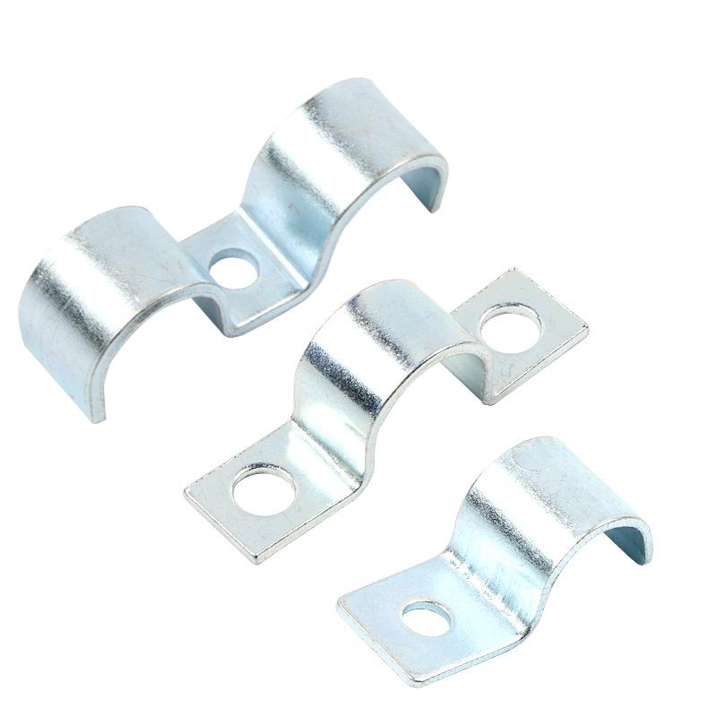 PALASI Ống kẹp Lỗ đơn ống đôi dụng cụ thẻ ống thẻ M card k03P loại đơn ống thẻ một bên kẹp ống ống đ