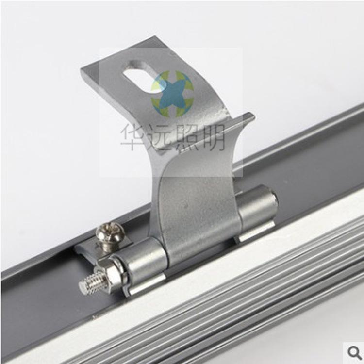 HUAYUAN Đèn LED Wall Washer Máy giặt treo tường Led 18W Máy giặt tường RGB ngoài trời không thấm nướ
