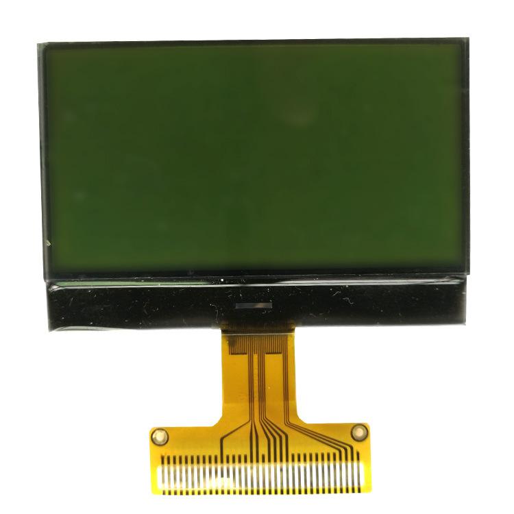 DIANHONG Sản phẩm LCD Màn hình 12864 Màn hình LCD hiển thị pin phát hiện LCD có thể được mở cho các