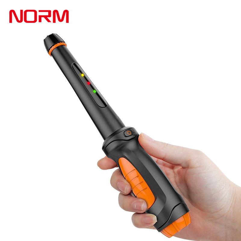 Nomi bút rò rỉ khí metan khí gas tự nhiên rò rỉ âm thanh nhạy cảm cao và báo động ánh sáng