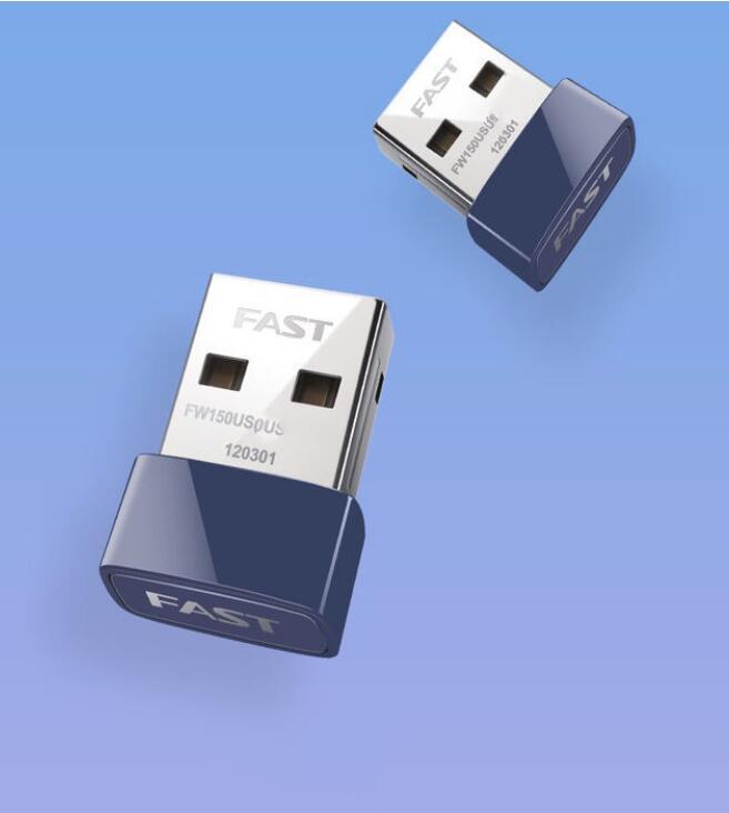 Card mạng không dây Usb Wifi Kích Thước Mini 150 Mbps USB 2.0