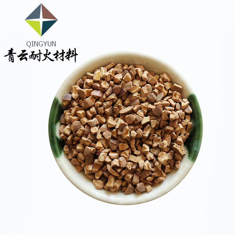 Qingyun Vật liệu mài mòn cung cấp trực tiếp chất mài mòn vỏ quả óc chó Trang sức ngọc trai đánh bóng