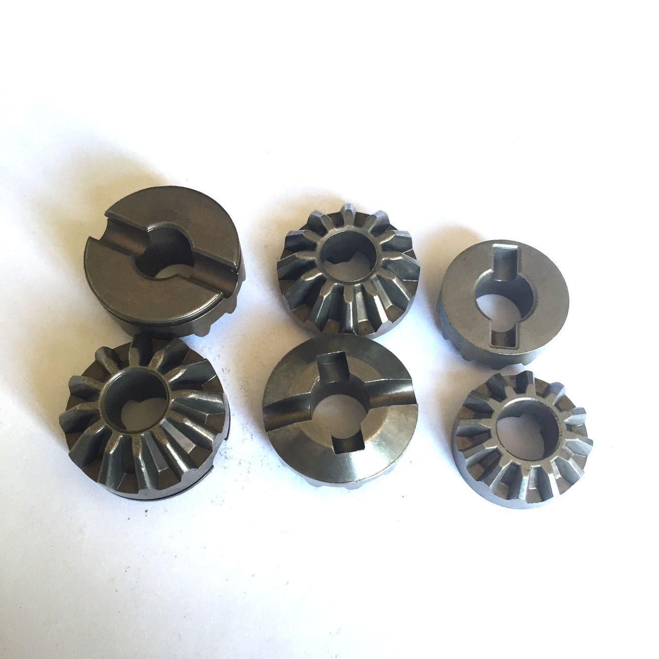 Bánh răng Nhà máy sản xuất trực tiếp bột luyện kim Các sản phẩm xâm nhập bằng đồng Bánh răng cường đ