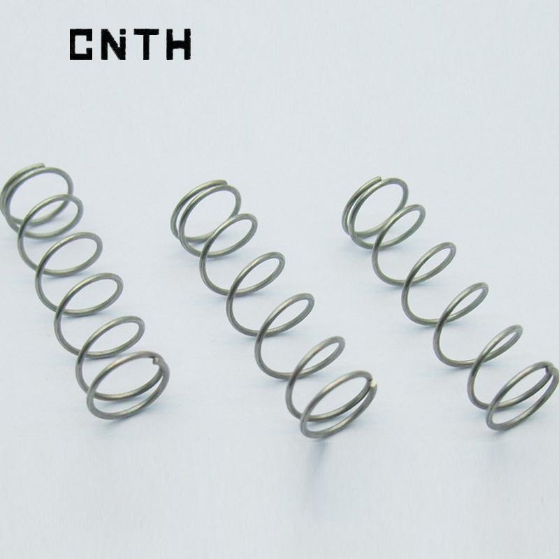 CNTH Lò xo Cung cấp bán buôn nén xoắn ốc hình trụ lò xo nén chính xác an toàn hơi lò xo giảm xóc