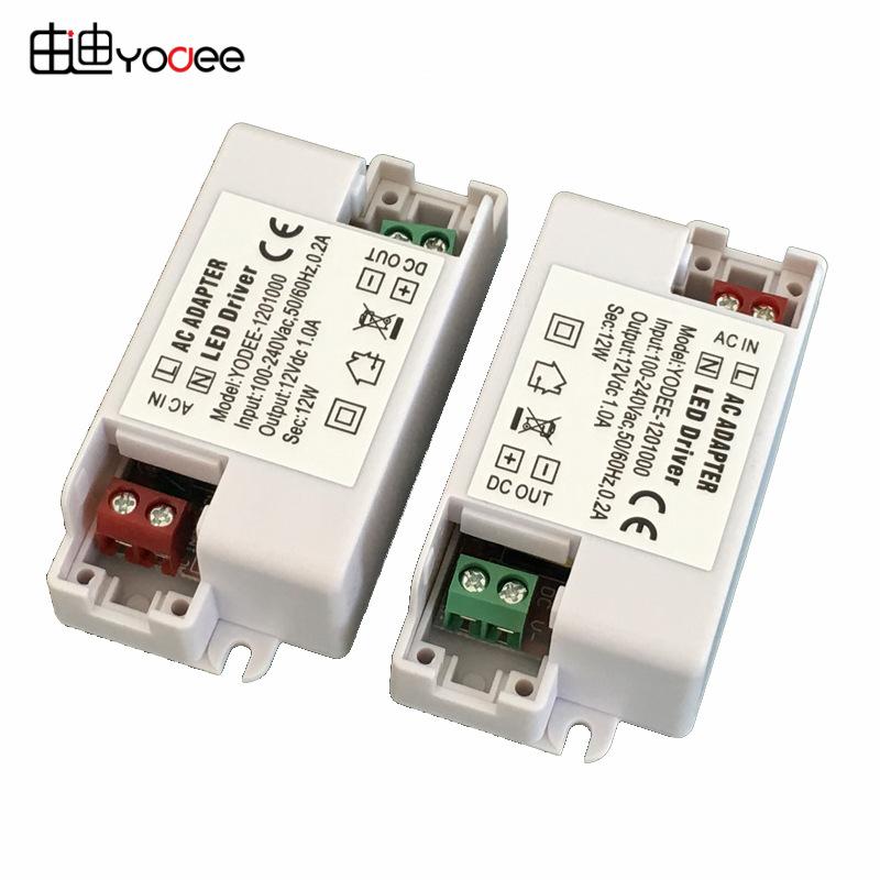 YOUDI Bộ nguồn không đổi Các nhà sản xuất cung cấp điện áp không đổi chất lượng cao 12V.12W. Nguồn đ