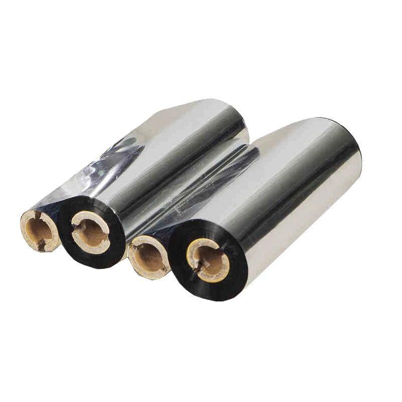 Ruy băng than Mã vạch nóng nhãn ruy băng Hình ảnh máy in mã vạch 214 đặc biệt truyền nhiệt vành đai