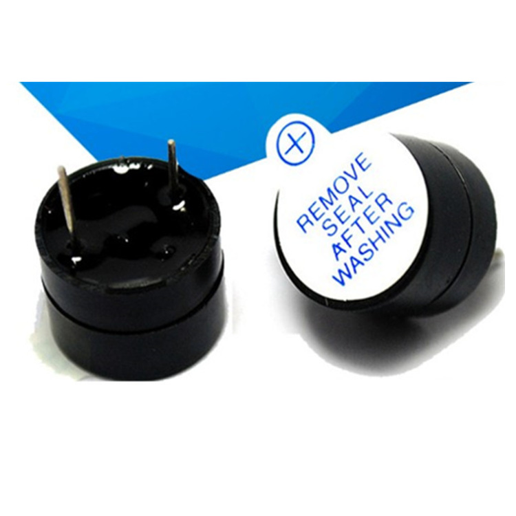 TANSIT Thiết bị điện âm Bộ rung điện từ 5V Bộ rung chủ động 5V Bộ rung điện 12 * 9.5mm