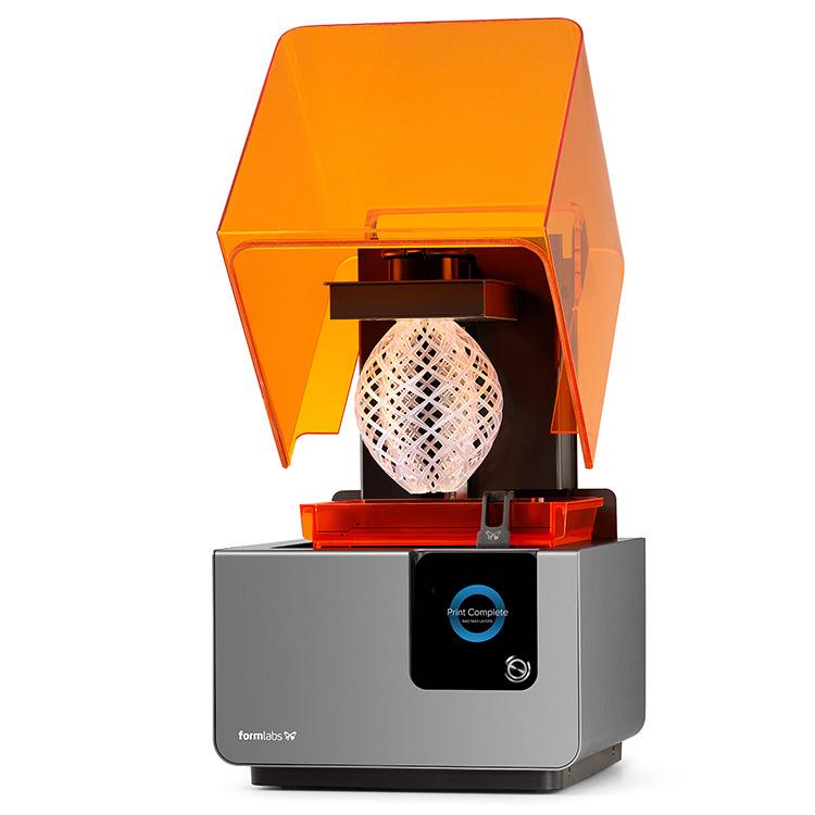 Formlabs Máy in 3d Form2 xử lý ánh sáng Máy in SLA3d máy tính để bàn trang sức nha khoa nhựa cảm qua