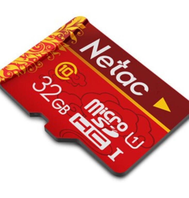 Thẻ Nhớ MicroSDHC Ultra 1 Netac Series 2019 CHÍNH HÃNG 32GB, Tốc Độ 98MB/S Class 10