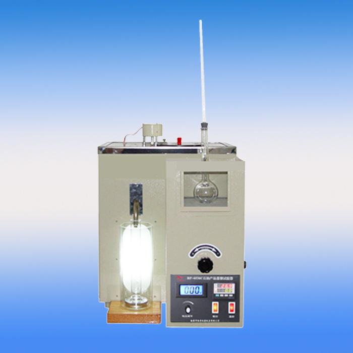 dụng cụ thử nghiệm chưng cất nhiệt độ thấp lý tưởng cho các sản phẩm dầu mỏ