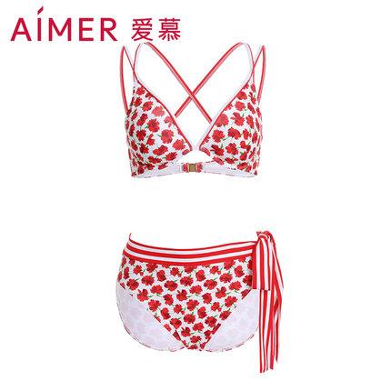 Thời Trang bikini kiểu hoa , Thương hiệu :  Aimer - AM67159