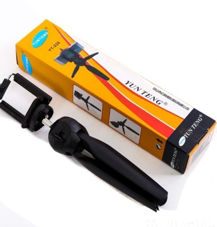 Chân giá đỡ Tripod Kẹp Giá Đỡ 3 Chân YT-228 200 200 200
