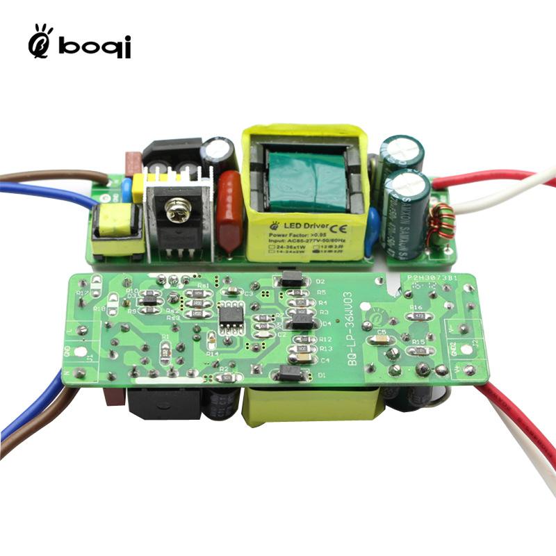 BOQI Bộ nguồn không đổi Nhà máy trực tiếp 36W36V900mALED tích hợp nguồn cung cấp năng lượng cách ly