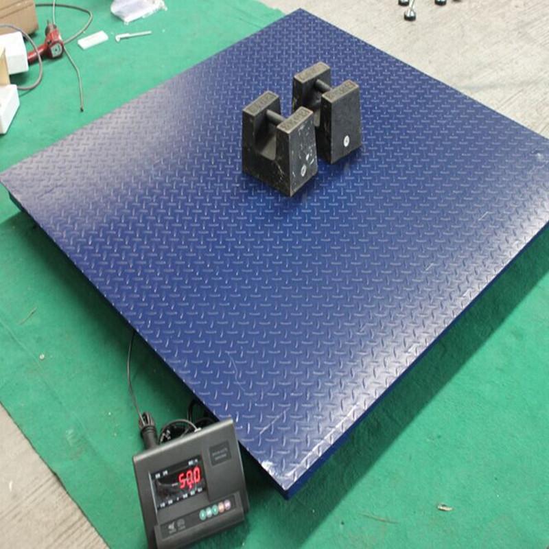 cân điện tử XK3190-A12E quy mô 1-3 tấn