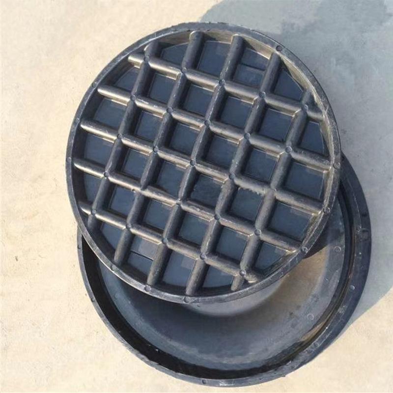 SHOUCAHNG Nắp cống composite nhựa tròn nắp hố ga nước thải